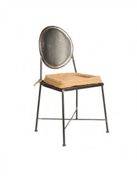 Aidan Gray | Mary Jane Dining Chair w/ Cushion - homeinnapa.com