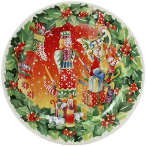 Gien Christmas Bottle Coasters/Set of 2  2015 - GDH | The decorators department Store