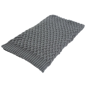 Aspen Himmelblau Throw Blanket