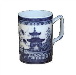 Mottahedeh Blue Canton Mug - GDH | The decorators department Store