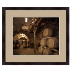 Casks In The Winery II - GDH | The decorators department Store