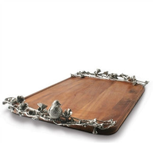 Song Bird Serving Tray - GDH | The decorators department Store