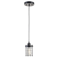 Cage Pendant Lamp - Benton and Buckley