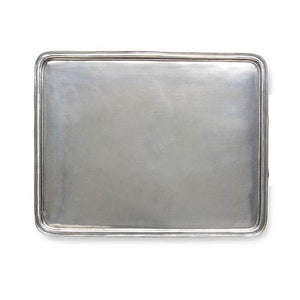 Match Pewter Rectangle Tray