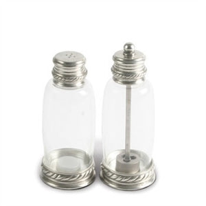 Glass Arche Salt Shaker/Pepper Grinder - GDH | The decorators department Store