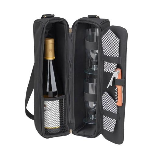 Sunset Wine carrier | Black - GDH | The decorators department Store