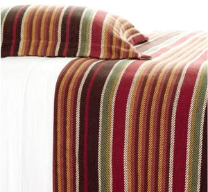 Montana Stripe Blanket - GDH | The decorators department Store