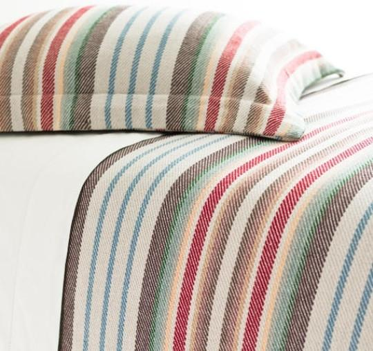 Cotton Twill Blanket | Ranch Blanket - GDH | The decorators department Store