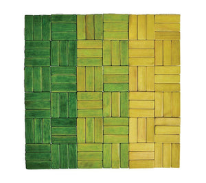 Jengaa Placemats S/4 | Green