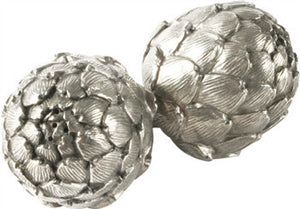 Pewter Artichoke Salt and Pepper Shaker - GDH | The decorators department Store