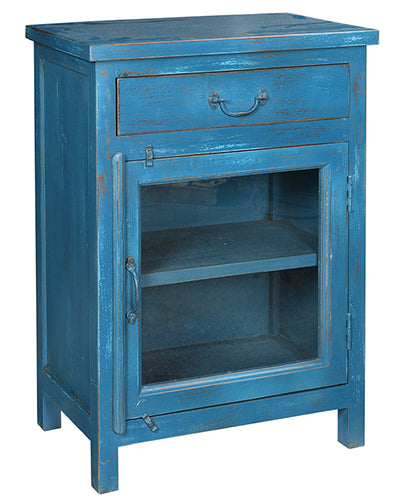 Blue Night Stand
