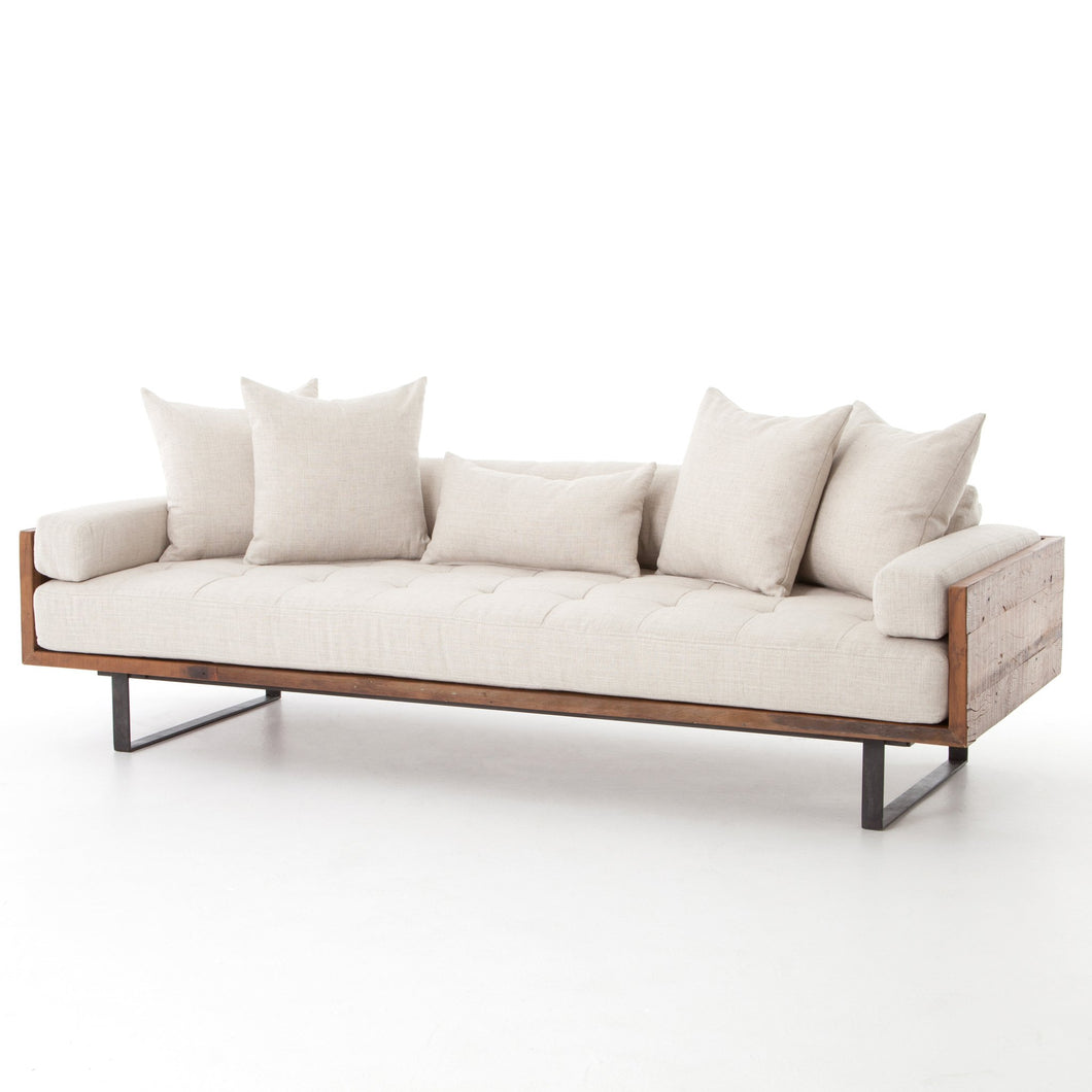Ranger Sofa in Linen Natural - Benton and Buckley