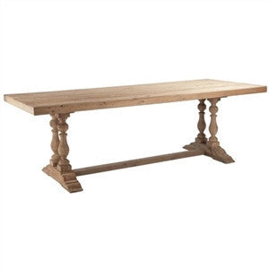 Aidan Gray Parker Dining Table - homeinnapa.com