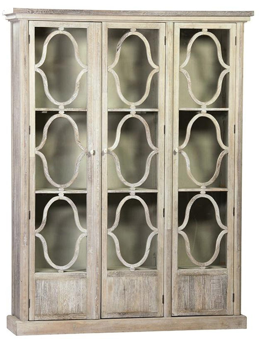 Large Santa Barbara Bookcase Cabinet