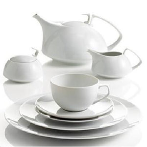 Rosenthal Tac 02 White Dinnerware - GDH | The decorators department Store - 1