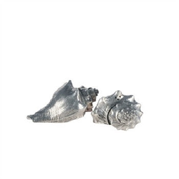Conch Shell Salt and Pepper - GDH | The decorators department Store