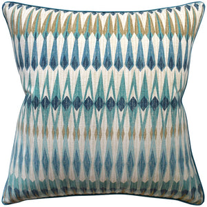 Acela Pillow | Blue