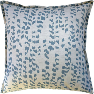 Animal Spot Pillow | Aqua