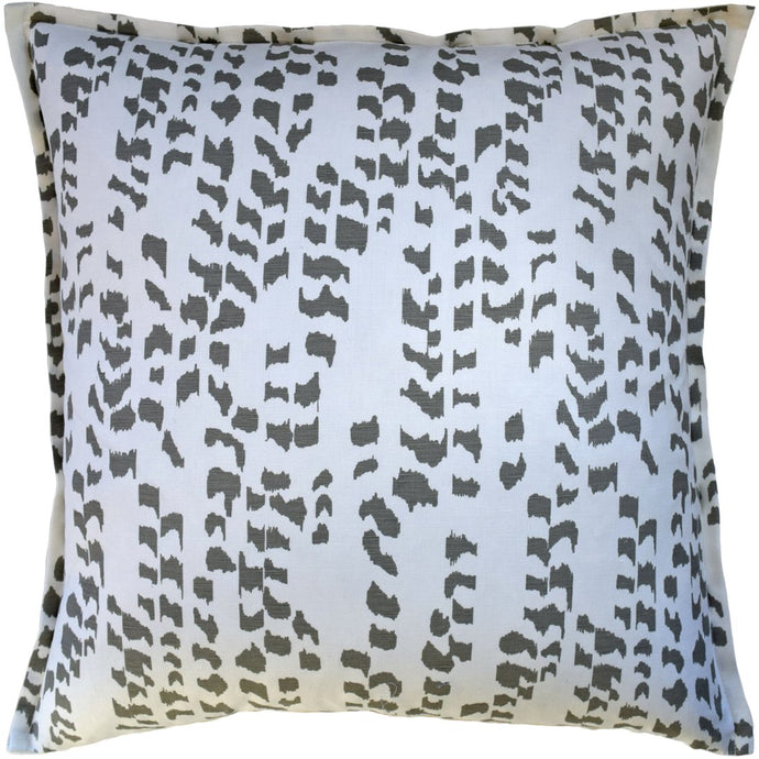 Animal Spot Pillow | Stone