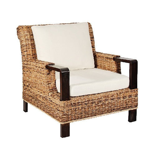 Arizma Banana Leaf Arm Chair   GDH | The Decorators Department Store