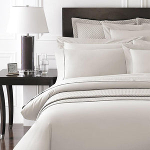 Bamboo-Organic Cotton Bedding | Bisque