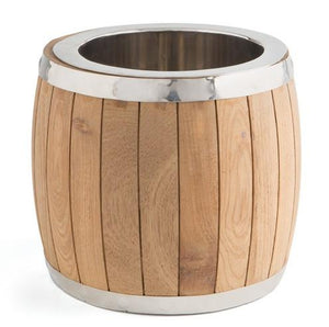 Wine Barrel Wine Cooler