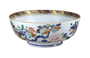 Basset Hall Punch Bowl by Mottahedeh - homeinnapa.com