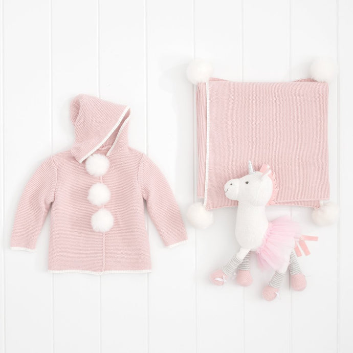 Pom Pom Unicorn Gift Bundle