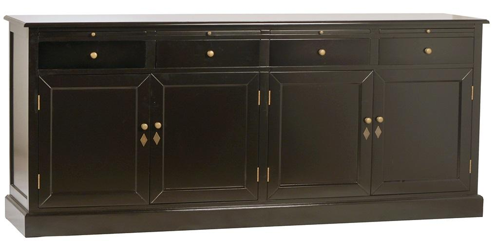 Connor Black Sideboard - Benton and Buckley
