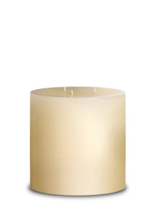 "3-Wick Hurricane Pillar Candle 6"" Diameter"