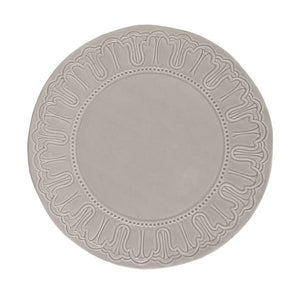 14'' Medallion Stoneware Charger