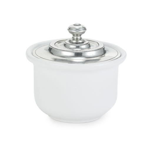 Match Pewter Convivio Sugar Bowl