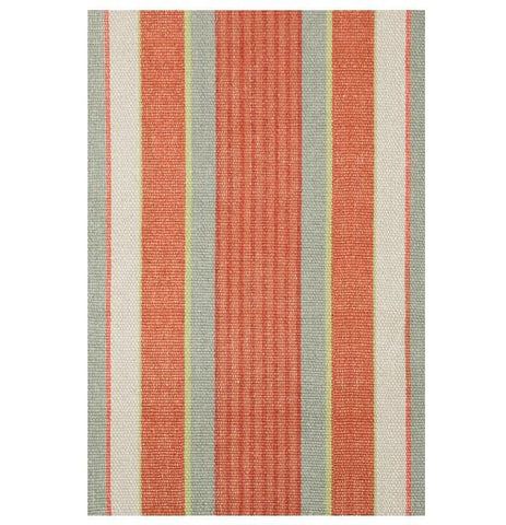 Autumn Stripe Woven Cotton Rug - GDH | The decorators department Store