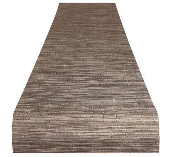 Chilewich Bamboo Runner | Dune - GDH | The decorators department Store