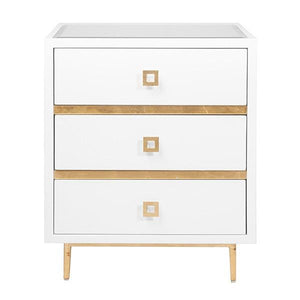 HYDE BED SIDE TABLE - GDH | The decorators department Store