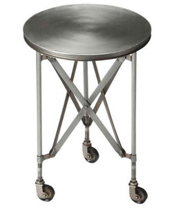 Industrial Costigan Accent Table