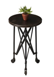 Iron Costigan Accent Table