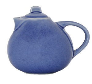 TOURRON BLUE CHARDON TEAPOT - GDH | The decorators department Store