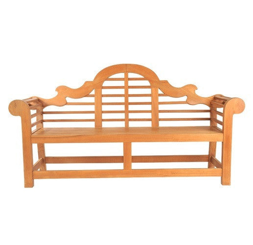 Lancaster Teak Garden Bench - GDH | The decorators department Store