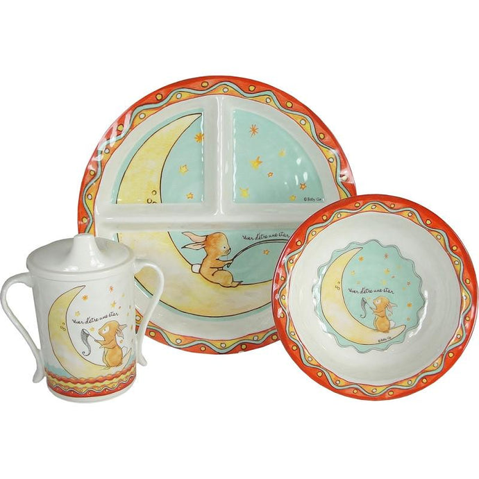 Wish upon a Star 4 Piece Dinner Set
