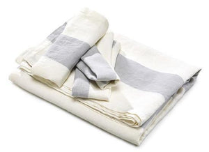 Long Island Napkins and Tablecloths by Libeco - GDH | The decorators department Store - 1