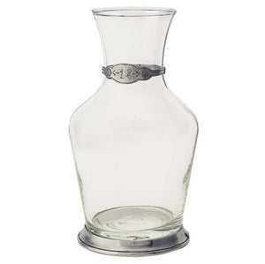 Match Pewter Glass Carafe
