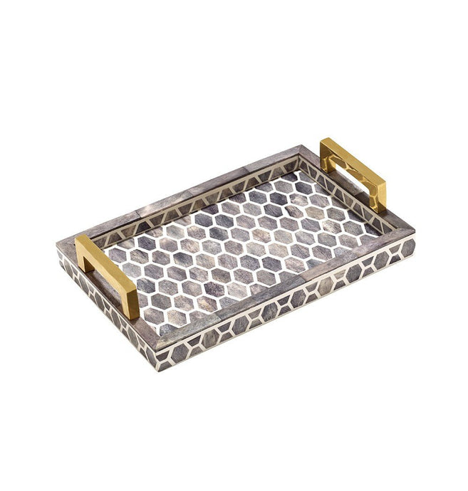 Gramercy Tray, Small - GDH | The decorators department Store