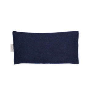 Flaxseed Wool Eye Pillow | Navy