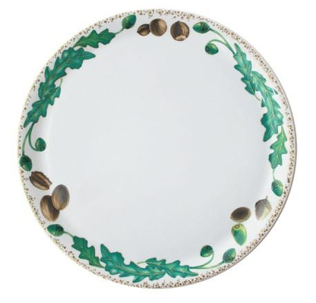 MOTTAHEDEH Nutleaf Cake Plate - GDH | The decorators department Store