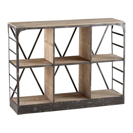 Newberg Storage Console - Benton and Buckley