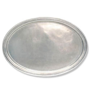 Match Pewter Extra Large Oval Tray