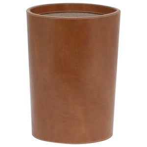 Leon Round Wastebasket - GDH | The decorators department Store