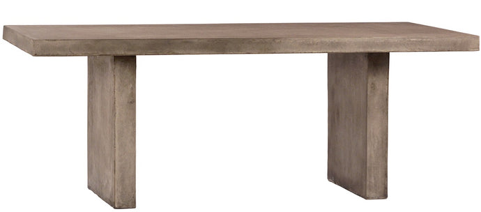 Santino Cement Dining Table