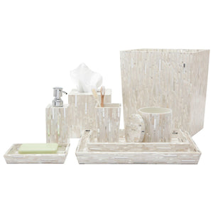 Cortona Collection Bath Accessories - GDH | The decorators department Store - 1